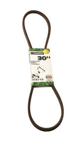 Murray 37x110MA 4L Motion Drive Belt for Lawn Mowers