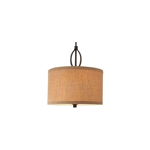 Drum Shades For Pendant Lights in US - 7