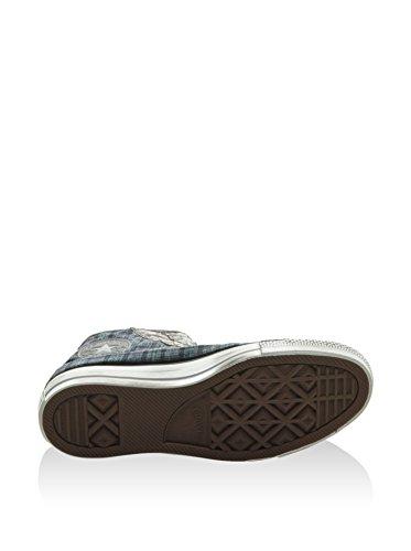Converse Sneaker All Star Hi Blu/Marrone EU 39
