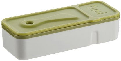 Trudeau Corporation 34408908Snack and Dip Container, Pack of 1, Assorted Colors