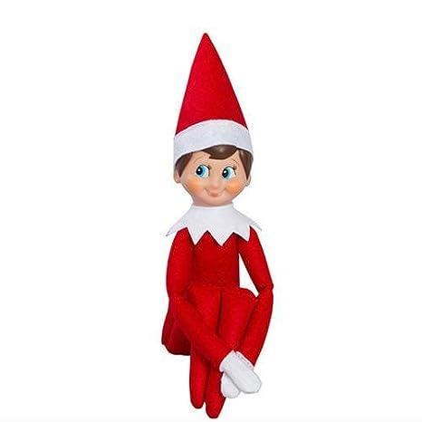 amazon com the elf on the shelf a christmas tradition chanda a rh amazon com elfs on the shelves moving when do elves on the shelves come back