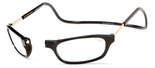Clic Magnetic Reader - Black Long - Strength +1.75