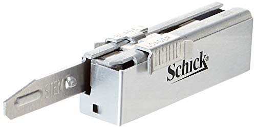 Injector Razor Blades - Schick Inject Plus Chrom Size 7ct Schick Injector Plus Chromium Blades 7ct Pkg