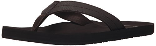 Sanuk Men's Burm Flip-Flop Marron