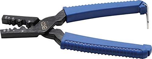 BGS strumento PRO Cavo Scarpa pinza con funzione cricco 0,5-4 mm²