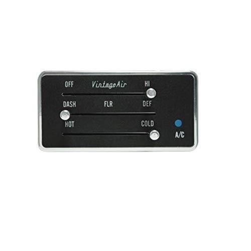 - Vintage Air 491230 Gen IV ProLine A/C Control Panel