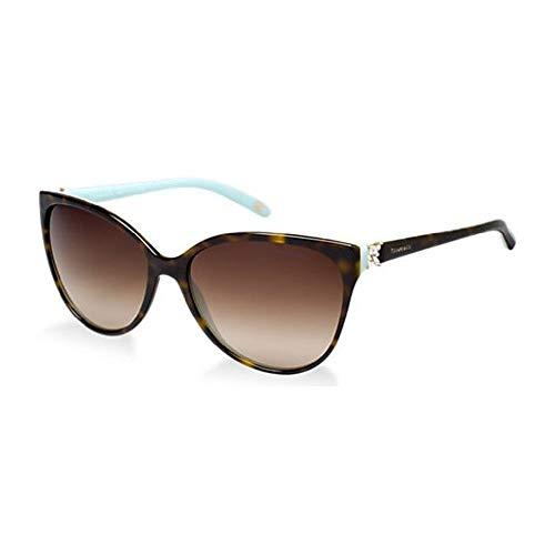 Tiffany TF4089B 8134-3B Tortoise TF4089B Cats Eyes Sunglasses Lens Category 3 S (Authentic Tiffany & Co Jewelry)
