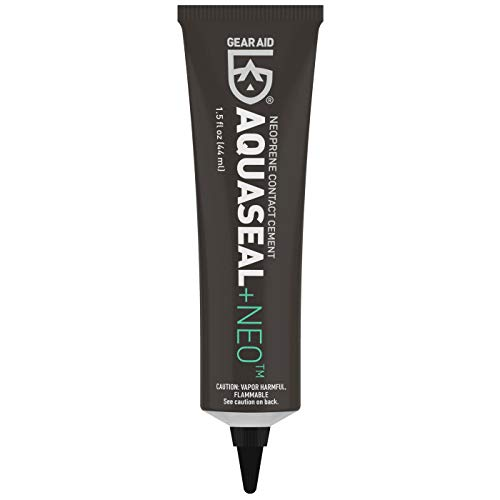 M Essentials Seal Cement Neoprene Contact Adhesive - Black -2 oz tube ()