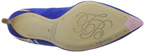 Ted Bout Bleu 0000ff Harmony Fermé Baker Savioes Blue Escarpins Femme wwgntq6Hxr