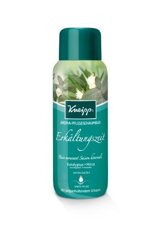 Kneipp 향기-거품 목욕 제품 차가운, 유칼립투스 민트, 400ml