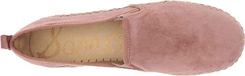 Rose On Edelman Espadrille Women's Sam Dusty Carrin Slip Platform Sneaker wFaOxnqBx