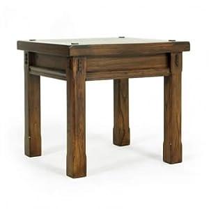 Zocalo Furniture Montana End Table ML205