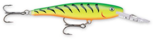 Rapala Minnow Rap 09 Fishing Lures (Firetiger, Size- 3.5)