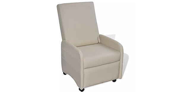 Furnituredeals Sillon con Diseno de Cubo Sillon Plegable de ...