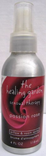 Healing Garden Passion Rose Sensual Therapy Pillow & Room Spray