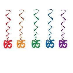100 Whirls (asstd colors) (5/Pkg)