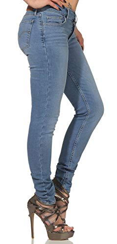 Woman 710 Innovation Levis Jeans Rouge Blue aTzwxI