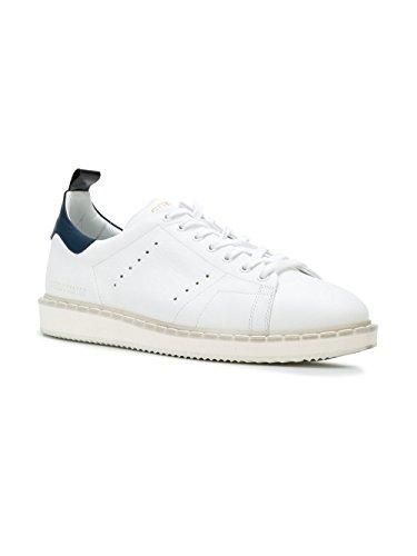 Golden Goose Sneakers Uomo G32MS631L4 Pelle Bianco