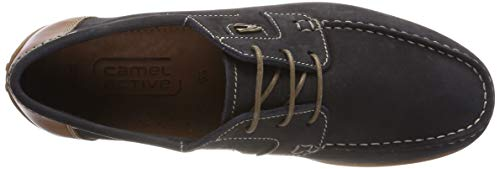 midnight Hombre Camel Para Yacht nut 1 Mocasines Active 11 wXrqwF