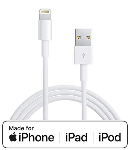 Digitalia® Cable para iPhone iPad Original con Conector Lightnin A USB [Apple MFI Certificado] Cable de sincronización de Datos y Carga para iPhone ...