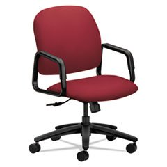 HON Solutions Seating 4000 Series Executive High-Back Chair, Marsala ()