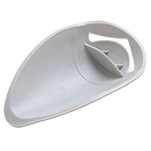 ACAMPTAR 1Pc Estintore del Lavandino del Dispositivo di Lavaggio della Mano Allungato Rubinetto di Plastica per I… 314qXLX2wvL. SS300