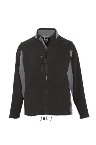 Sols Fleecejacket Nordic XL,Black