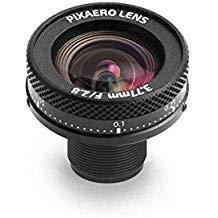 3.77 mm Duo Manual Focus Lens for YI 4K/4K+