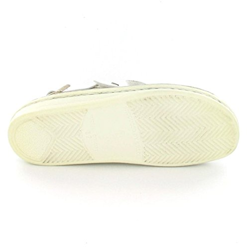 Finn Comfort Sandale Sylt weiß/Nappa-35 Blanco