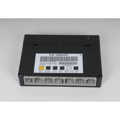Image of ACDelco 22860591 GM Original Equipment Body Control Module Body Control Computers