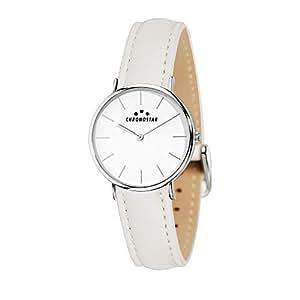 Chronostar R3751252511 Preppy Year Round Analog Quartz White Watch