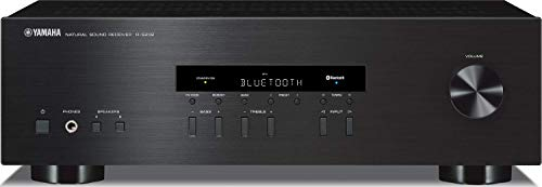 Yamaha R-S202BL Stereo Receiver (Renewed)