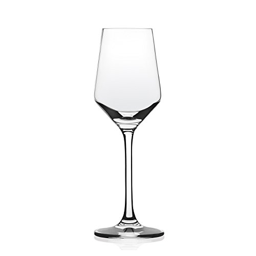 Harmony Wine Glasses by Rastal, 4 ounce, Set of 6 - Glasses 4 Beer Oz