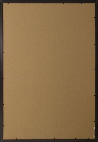 27x41 Simply Poly Poster Frame (Black)