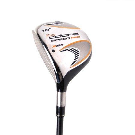 New Cobra Speed Pro X/ST 5-Wood 18* UST TourForce R-Flex LH