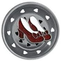 Wizard of OZ dorothys RUBY SLIPPERS shoes Sink STRAINER by Billy Joes