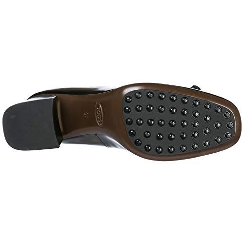 Tod's Tacon De Nero Zapatos Mujer rqzRgwrC5