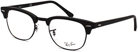 edaf78b45 Ray Ban Medical Glasses For Men, Size 51, 5154 51 2077: Amazon.ae ...