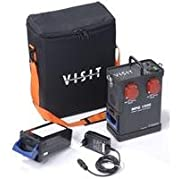 Hensel Visit MPG 1500 Mobile Power Generator Kit, (115 volts) with Battery, AC Charger, Extra Lead Acid Battery...