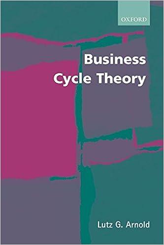 Libros Ebook Descargar Business Cycle Theory Epub En Kindle