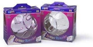 "Lees Kritter Krawler - Clear Mini - 3"" Diameter - Pack of 2"