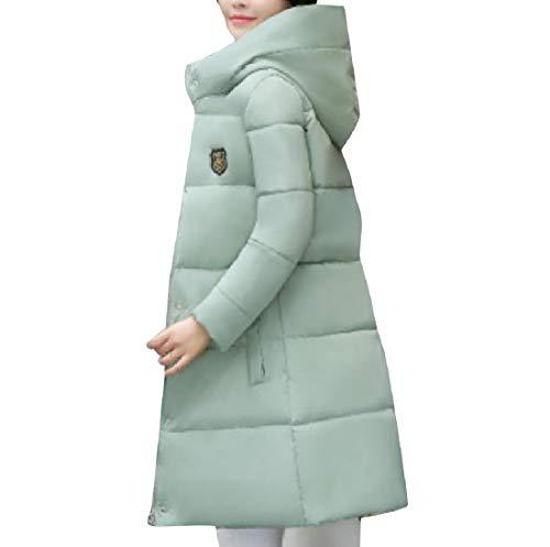 Jacket Hood Puffer Parka Down Winter AS5 Waltz Length Women Howme Oversized 4fqB5zBw