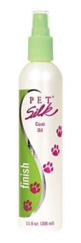 (PET SILK Coat Oil 11.6Oz)