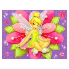 Disney Tinkerbell Birthday Party Invitations That Have Punch out Confetti 8 Pack With Envelopes]()