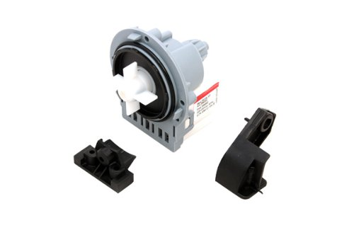An ORIGINAL Askoll Drain Pump Motor For Washing Machine And Dishwasher Fits Many Models Including Zanussi Whirlpool Bauknecht Ignis Hotpoint Indesit Electrolux Electra Creda Tricity Bendix Samsung Universal ELECTROLUX GROUP 1245378003