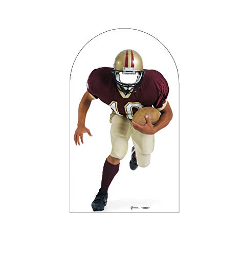 Advanced Graphics Football Player Stand-In Life Size Cardboard Cutout Standup]()