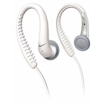 Nike Sport Headphones White Phillips