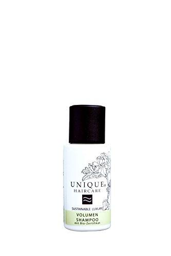 Unique Luxury Bio Volumen Shampoo Mini Reisegröße 50ml