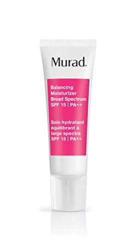 Murad Balancing Moisturizer Broad Spectrum SPF 15 PA , 1.7 Fluid Ounce