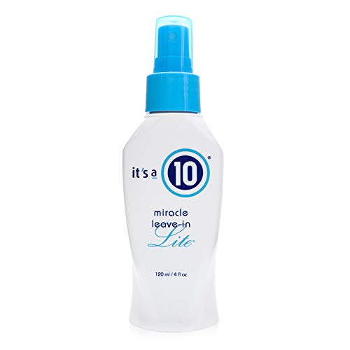 It's a 10 Haircare Miracle Leave-In Lite, 4 fl. oz.